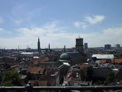 Views from the Round Tower