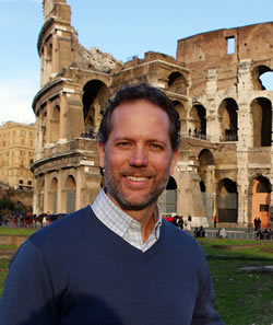 Meet Rick - US expat in Rome