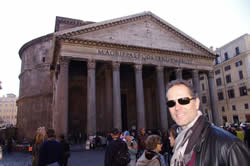 The Pantheon, my favorite monument