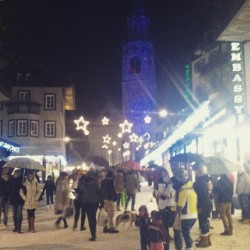 Christmas in Cortina