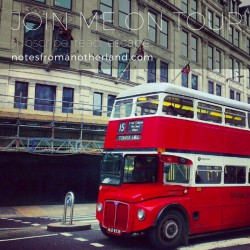 Get the inside scoop on life in London as an expat on notesfromanotherland.com