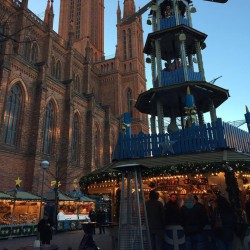 An example of the the beautiful Christmas Markets in Germany
